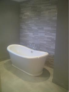 ensuite bathroom deerview